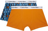 Calvin Klein Modern cotton trunk boxers pack of two