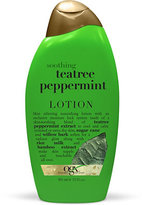Ulta OGX Soothing Tea Tree Peppermint Cooling Body Lotion