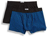 Joe Boxer Two Pack Decompress Fitted Boxers