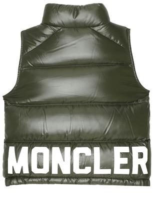 Moncler Enfant Exclusive to Mytheresa Dom logo down gilet