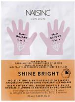 Nails Inc Shine Bright Moisturising & Anti-Ageing Glove Masks