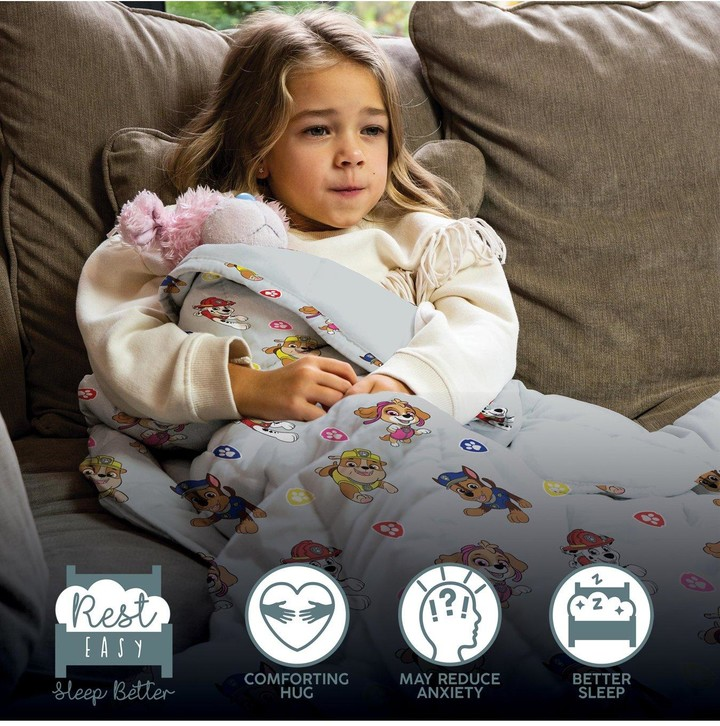 Thumbnail for your product : Paw Patrol Rest Easy Sleep Better Weighted Blanket