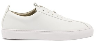 Grenson Sneaker 1 Faux-leather Trainers - Mens - White