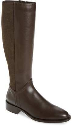 Aquatalia Nia Tall Weatherproof Leather Boot