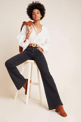 Joe's Jeans The Molly Ultra High-Rise Flare Jeans