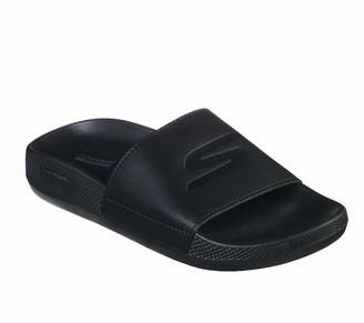 Skechers Hyper Slide - Post Exercise - Performance Recovery Slide Sandal Black