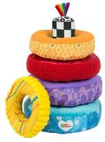 Lamaze Rainbow Stacking Rings Developmental Toy