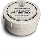 Taylor Of Old Bond Street Taylor of Old Bond Street Mr Taylors Shaving Cream Bowl 150g