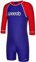 Speedo Toddler Boys Logo All In One Suit