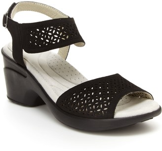 Jambu JBU by Dress Comfort Wedge Sandals - Toledo
