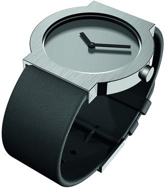 Rosendahl RS43275 Black Leather Strap Ladies Watch