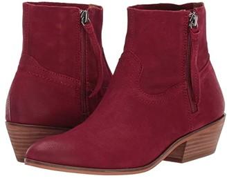 Frye Rubie Zip (Fatigue Vintage Leather) Women's Boots