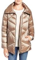 Bernardo Women's Quilted Down & Primaloft Jacket