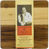 Mario Batali Teak Wood Small Chop Block