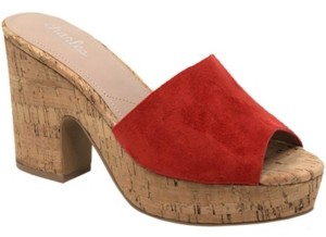 Charles by Charles David Deploy Platform Sandals Women's Shoes