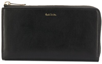 Paul Smith zipped continental wallet