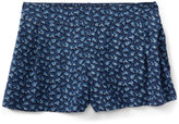 Ralph Lauren Little Girls' Printed Shorts