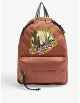 See by Chloe Desert canvas backpack