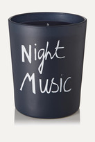 Bella Freud Night Music Scented Candle, 190g - Blue