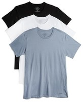 Calvin Klein Underwear Cotton Classic 3 Pack Crew Neck Tees