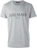 Balmain logo T-shirt