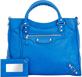 Balenciaga Women's Arena Leather Giant Velo Bag