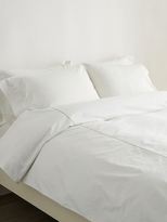 Frette One Bourdon Percale Duvet Cover