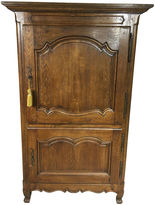 One Kings Lane Vintage 19th-C. Country French Cupboard