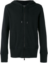 BLK DNM zipped hoodie