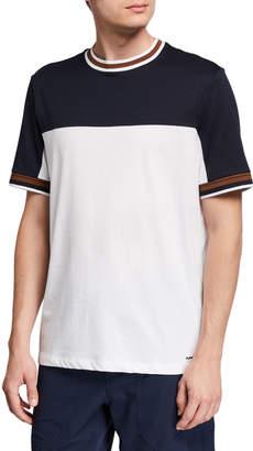 Michael Kors Men's Colorblocked Cotton T-Shirt