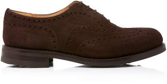 Church's Amersham Suede Wingtip Brogues