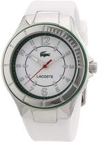 Lacoste 2000755 38mm Stainless Steel Case Plastic Women's Watch