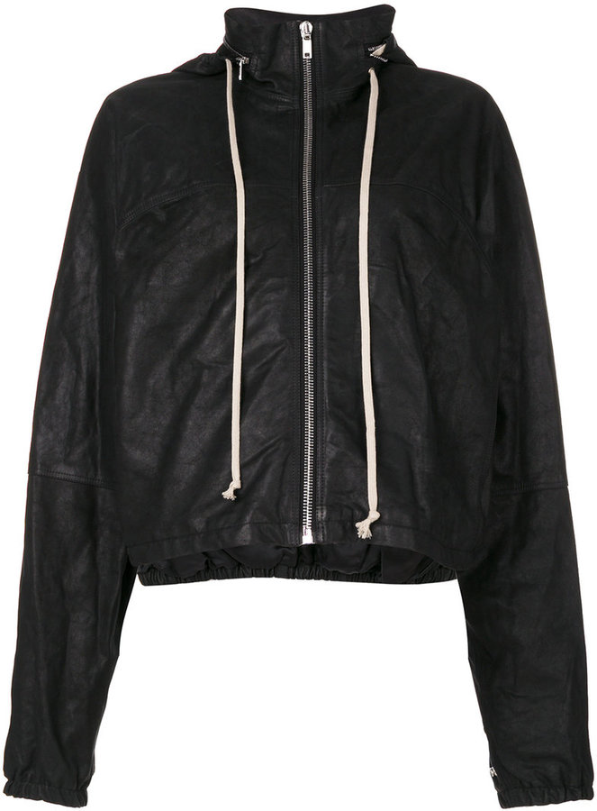 Rick Owens boxy-fit jacket