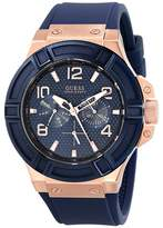 GUESS U0247G3 Rigor Standout Sport Casual Watch Chronograph Watches