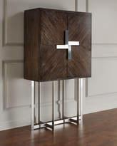 John-Richard Collection Laurentian Bar Cabinet