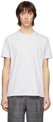 Etro White Paisley T-Shirt