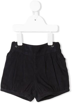 Knot Corduroy Shorts