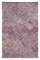 Pantone Colorscape Wool Area Rug - Purple (5'x8')