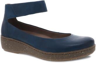 Dansko Emmie Ankle Strap Ballet Flat
