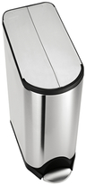 Simplehuman 20L Butterfly Step Can with Bonus 60 Pack Liners