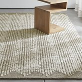 Crate & Barrel Clea Wool-Blend Rug
