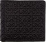 Loewe Black Anagram Wallet