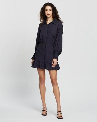 Elliatt Coba Shirt Dress