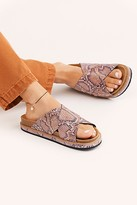 Free People Fp Collection Sidelines Footbed Sandals by FP Collection at