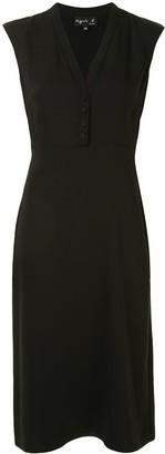 agnès b. Buttoned Top Dress