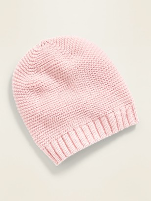 Old Navy Unisex Sweater-Knit Beanie for Baby