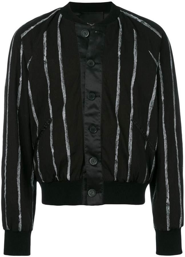 3.1 Phillip Lim long sleeve bomber jacket