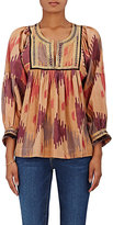 Ulla Johnson Women's Nasir Hand-Loomed Tunic