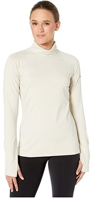 Columbia Bryce Canyon II Turtleneck (Chalk) Women's Long Sleeve Pullover