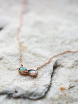 Free People 14k Infinite Possibilities Opal Necklace
